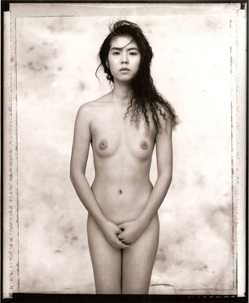 She naked gomi